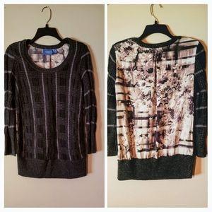 Simply vera Vera Wang sweater size XS